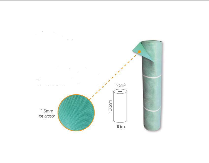 Sub-base Naturdec Vinnylic Acoustic